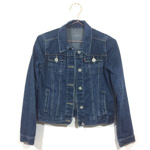 Levi's Jean Jacket Womens Large